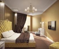 Объединение спальни с балконом