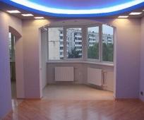 Отопление, совмещенного с комнатой балкона